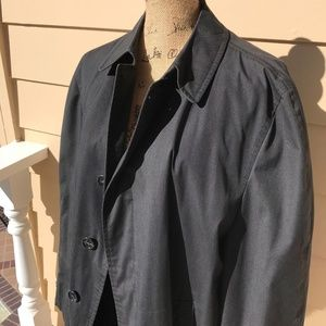 London Fog Trench Coat w/Removeable Lining